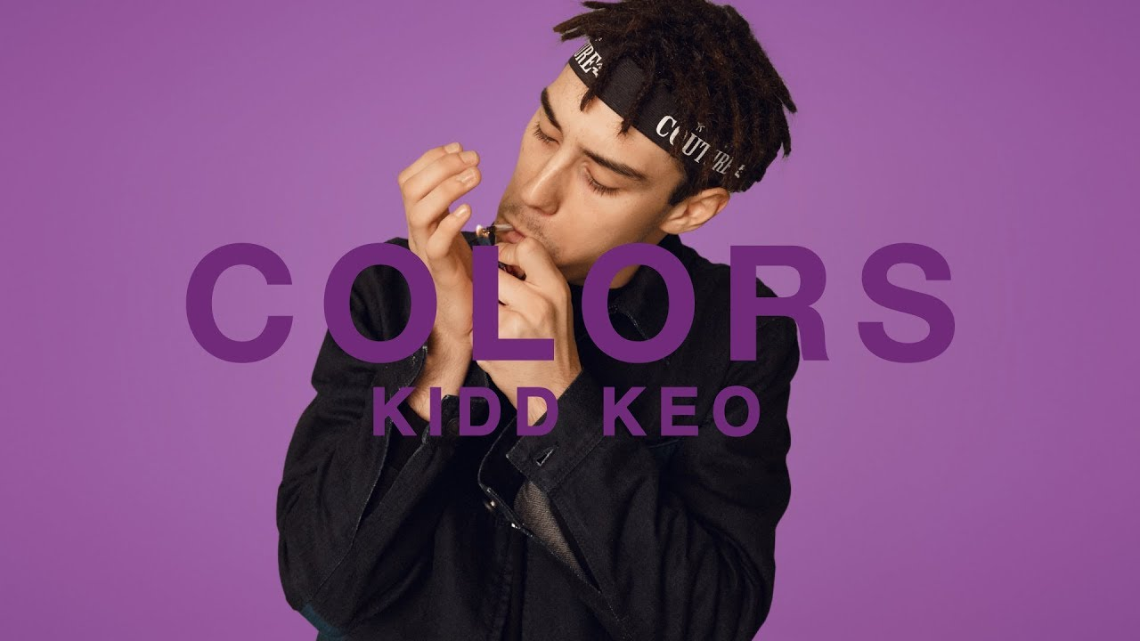 kidd keo foreign a colors show youtube. Black Bedroom Furniture Sets. Home Design Ideas