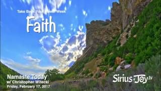 namaste today take back your power faith friday 2 17 17