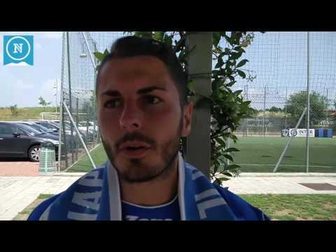 Roberto Stanzione - Club Napoli Freccia Rossa