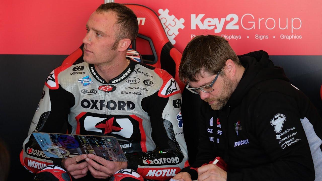34391d4c British Superbikes: Round 1 - Silverstone | Ducati UK Racing - YouTube