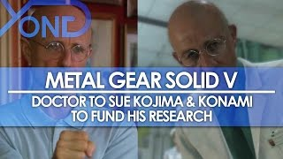 Metal Gear Solid V - Dr. Canavero to Sue Kojima & Konami to Fund Research