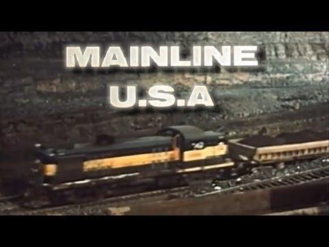 Mainline USA - American Railroads