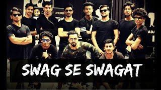 Swag Se Swagat Song | Tiger Zinda Hai | Tejas Dhoke Choreography | Dance Fit Live