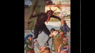Крампус темная сторона рождества (Истории ведьмы)