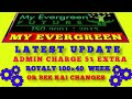 Download mp3 My Evergreen Future Latest Update Admin Dipartment for free