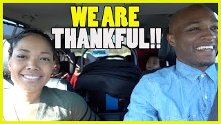 WE ARE THANKFUL!!