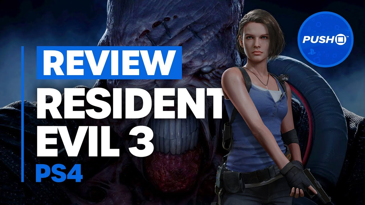 Resident Evil 3 Ps4 Review Another Must Own Remake Playstation