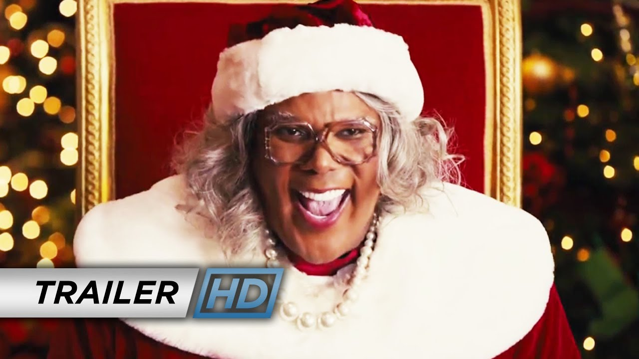 A Madea Christmas (2013) - Official Trailer #1 - YouTube