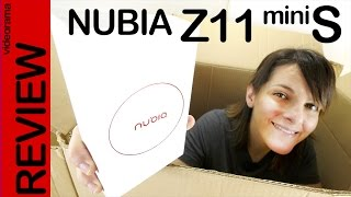 Nubia Z11 miniS unboxing review