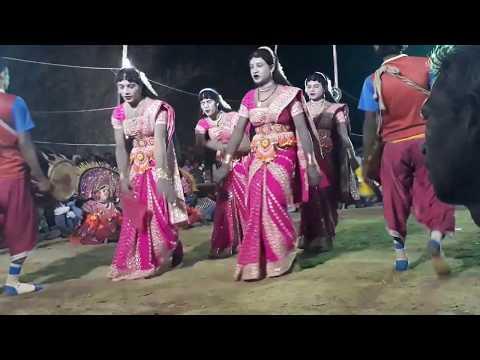 Chou dance Nimdiha Ladhurka Purulia