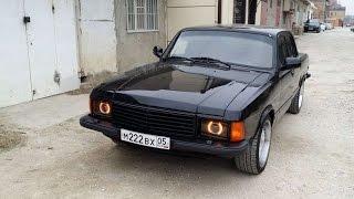 #1216. GAZ Volga Jeep [RUSSIAN AUTO TUNING]
