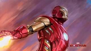 الرجل الحديدي من مارفل VR قادمة إلى PS VR! مستوحى من القصص المصورة. تم إنشاء درع الاندفاع للعبة الرجل الحديدي من مارفل VR بالتعاون بين رسام Marvel الشهير Adi ...