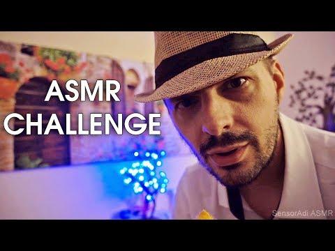 ASMR Tingle Challenge (You Lose)