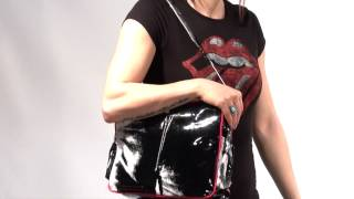 Rolling Stones Diaper Bag