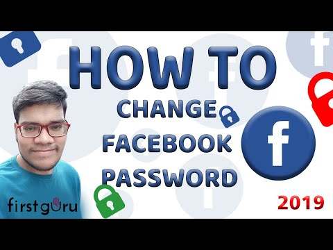 how-to-change-facebook-password---change-fb-password-2019