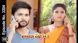Abhishekam | 23rd April 2019 | Full Episode No 3204  | ETV Telugu