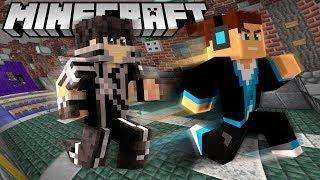 CZY WYGRAMY TEN WYŚCIG?! | Minecraft Vertez & Hunter