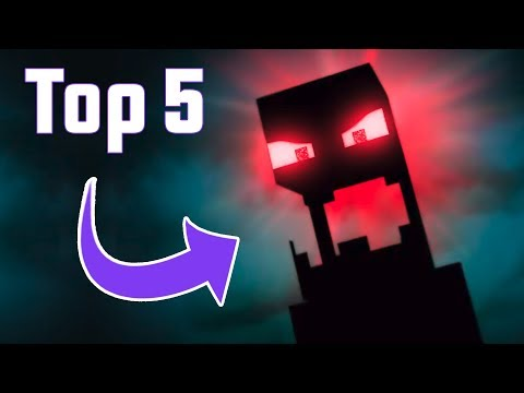Top 5 Enderman Minecraft Animations