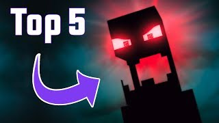 Top 5 Enderman Minecraft Animations