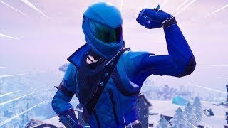 I Got the HONOR GUARD Skin in Fortnite and it turned me into this...