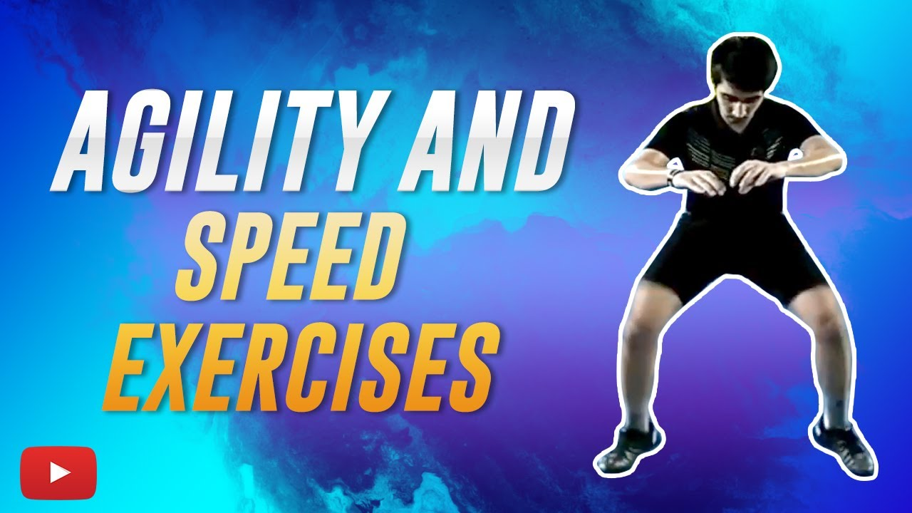 Badminton Agility and Speed Exercises featuring SN Badminton Academy