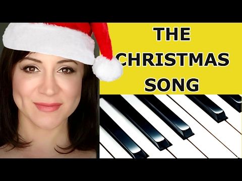 Chestnuts Roasting on an Open Fire (The Christmas Song)  Piano Tutorial/Sheet Music