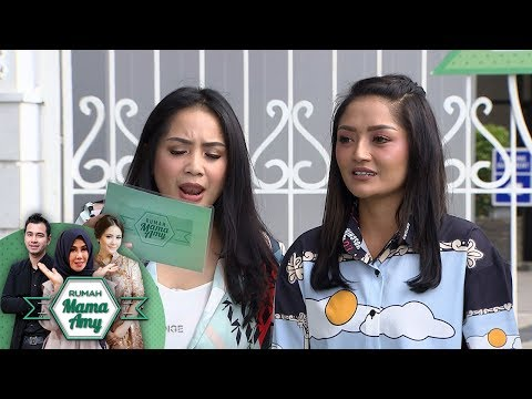 Ternyata Pesaing Terberat Siti Badriah Itu Zaskia Gotik - Rumah Mama Amy (10/1)