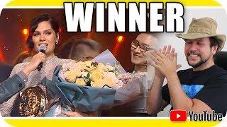 JESSIE J canta WHITNEY HOUSTON E GANHA THE SINGER A SAGA NA CHINA FINAL Reagindo React Reação