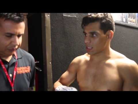 """Ricardo """"TATO""""  Lamas Interview"""