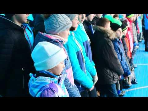 Районные соревнования по лыжным гонкам. Старая Каменка