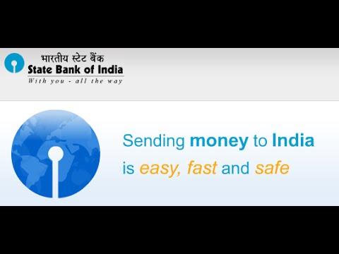 Sbi Remit Uk Send Money To India You