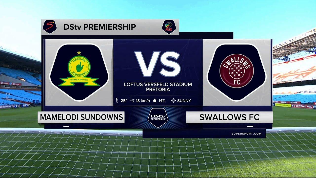 Download DStv Premiership   Mamelodi Sundowns v Swallows FC   Highlights