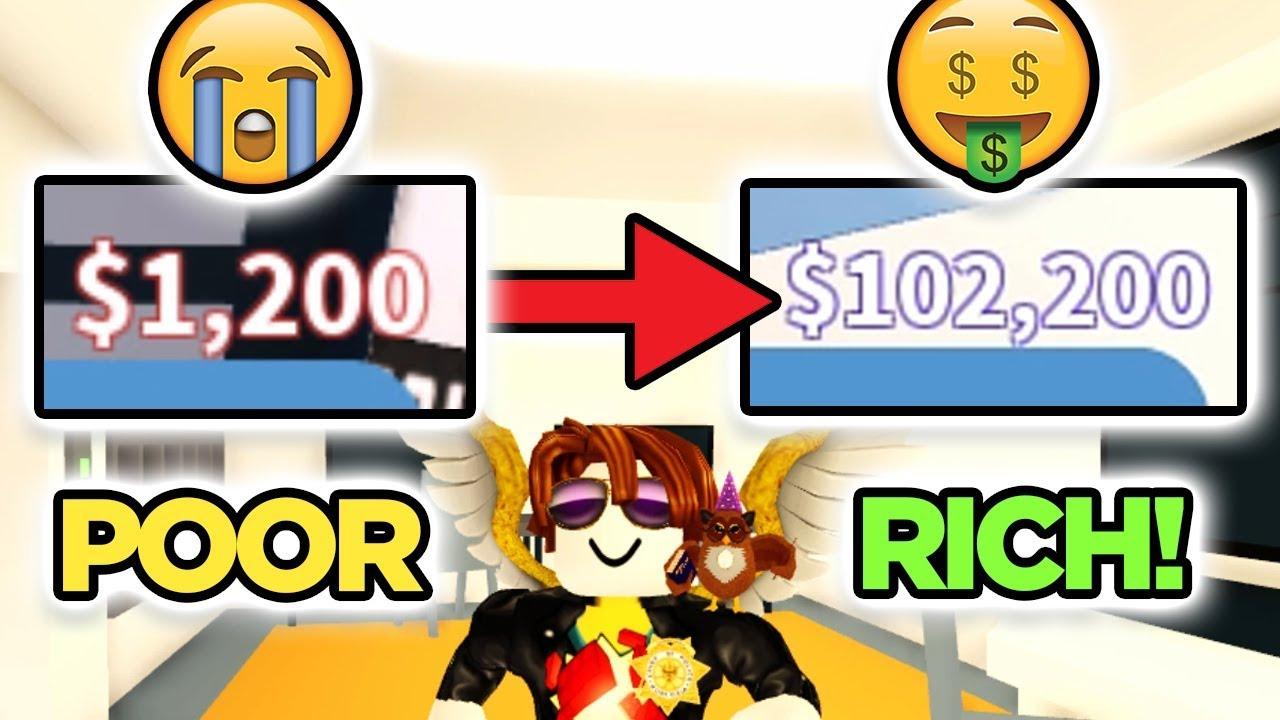 Jailbreak Money Glitch 2019 How To Get Fast Money Hack - infinite money glitch in roblox jailbreak