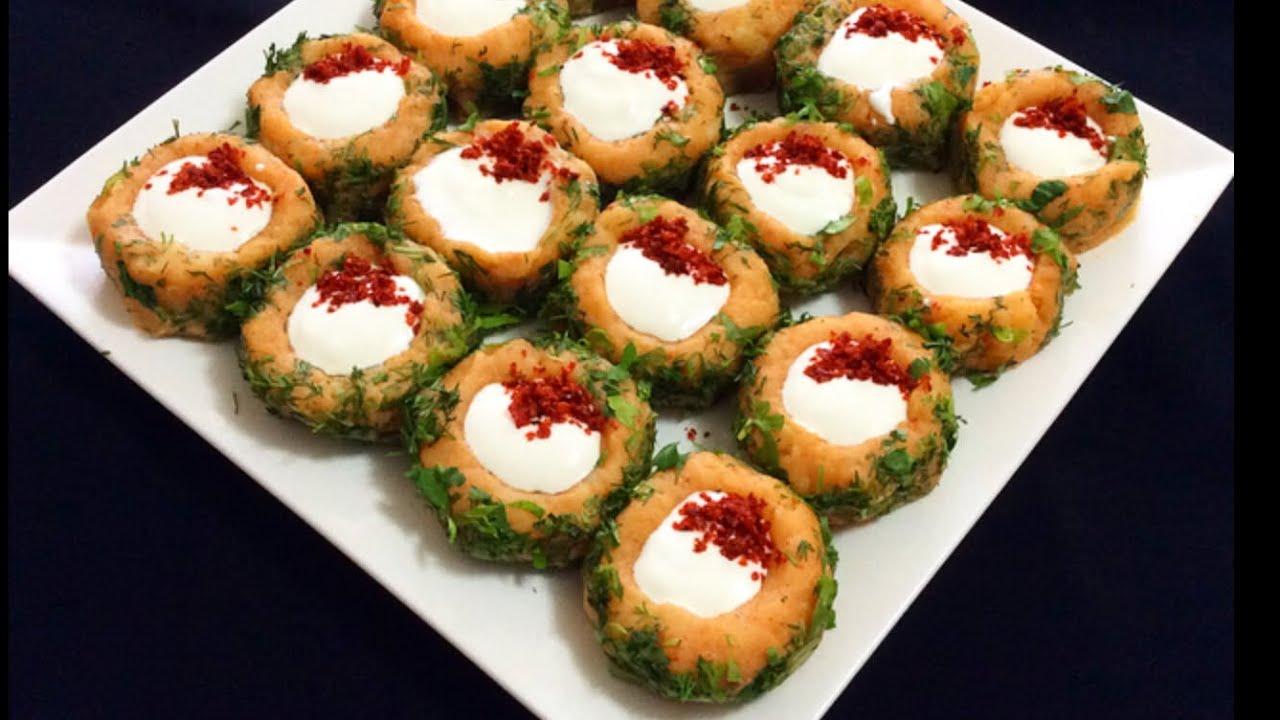 Yoğurtlu Patates Çanakları - Nefis Bir Salata türü