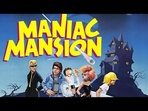 Maniac Mansion (complete) - Adventure Night Stream, 01/14/19 Mp3