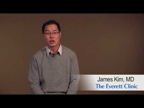 Meet James Kim, MD, a family medical physician with The Everett Clinic.