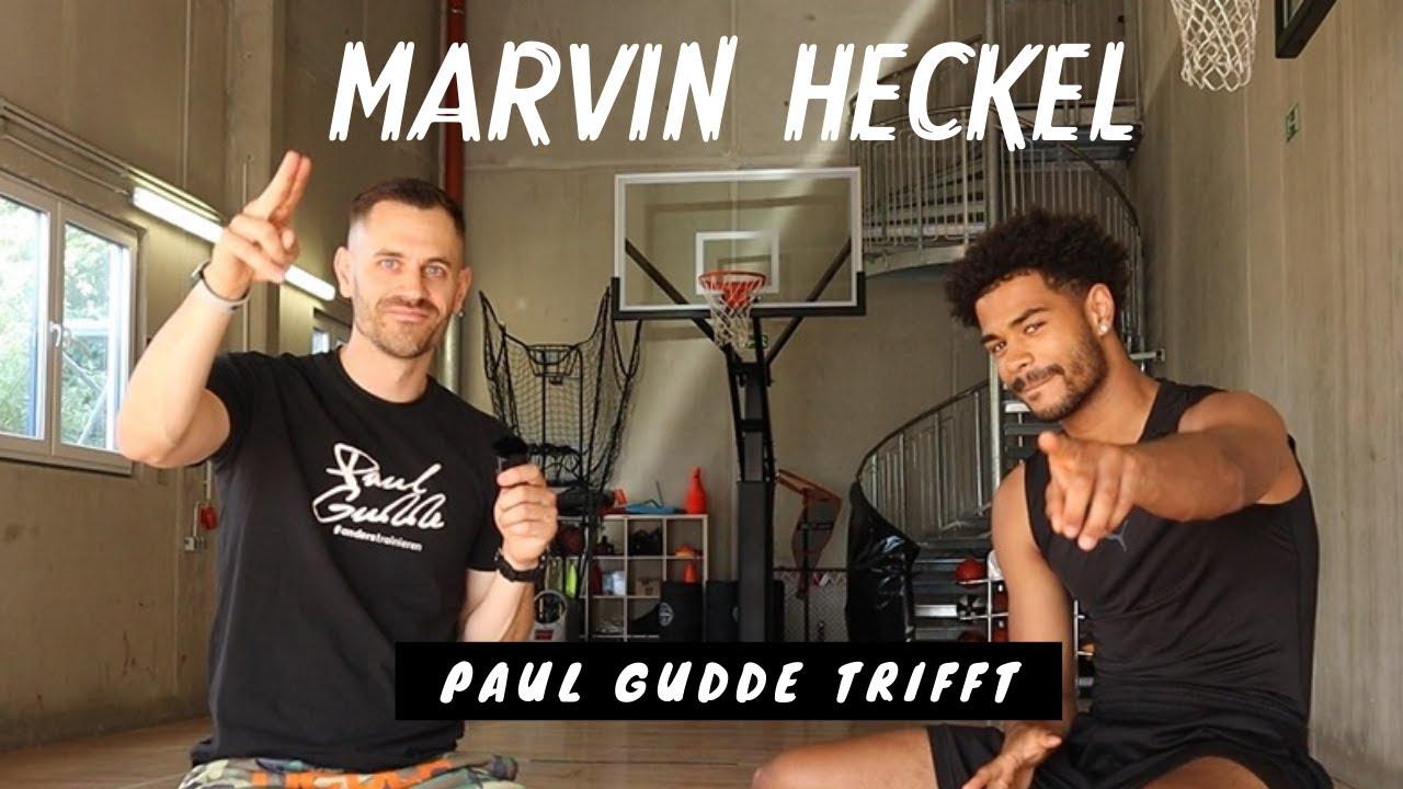 Paul Gudde trifft: Marvin Heckel