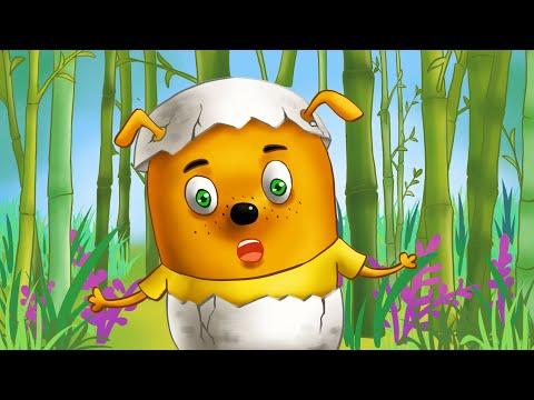 Развивающие Мультики Для Детей – Все Серии Щенячьих Мультфильмов – Сборник на Хэллоуин 2018