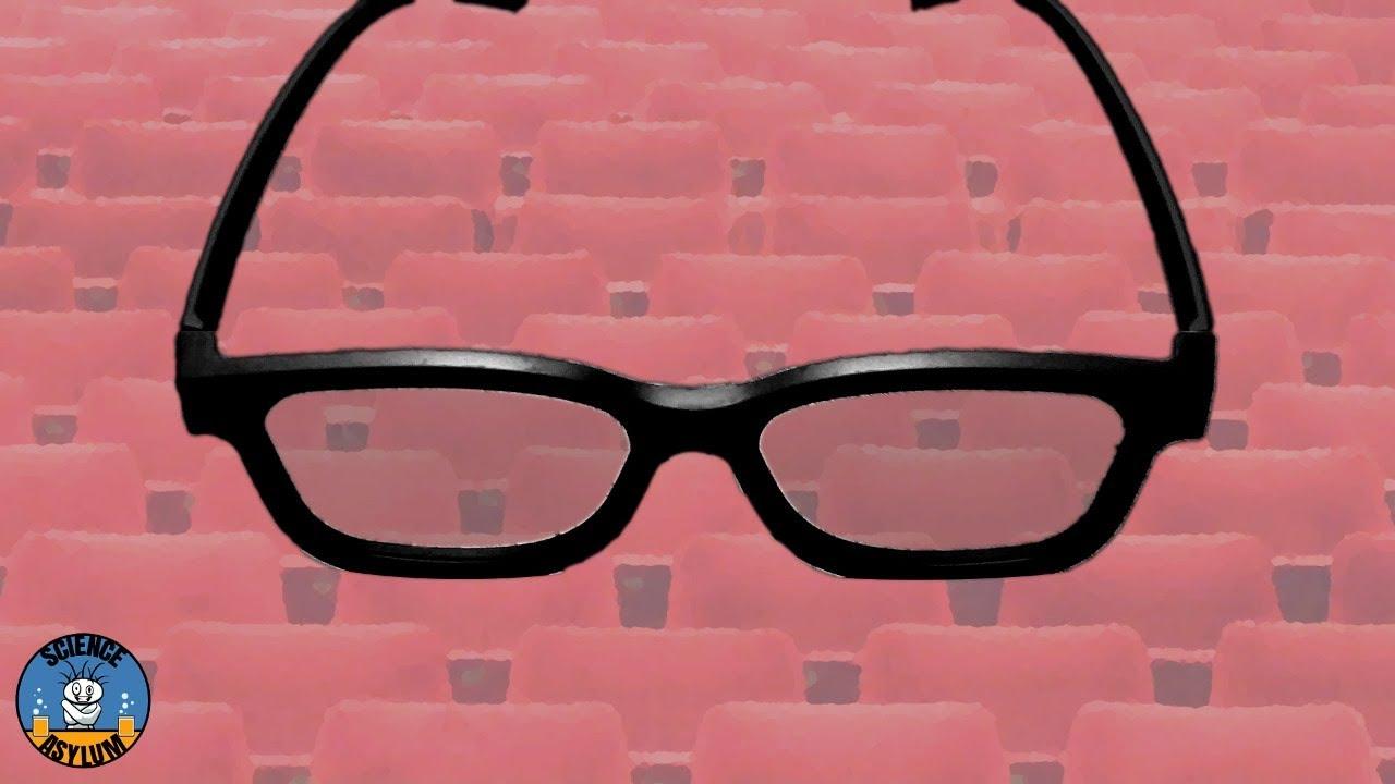 459eef76583 How do 3D glasses work ! - YouTube