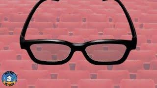 How do 3D glasses work?!
