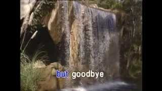 AIR SUPPLY - GOODBYE (KARAOKEw/VOCALS)