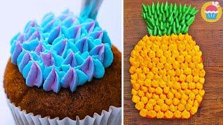 IDEAS FANTÁSTICAS PARA DECORAR PASTELES - Pasteles creativos con cupcakes | DeliWow - Parte 1