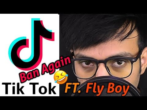 TIK TOK WILL BE BANNED AGAIN IN INDIA FT. Fly Boy - TIK TOK ROAST Mp3
