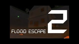 Roblox Flood Escape 2 (Test Map) - Pumpkin Lair (Hard)