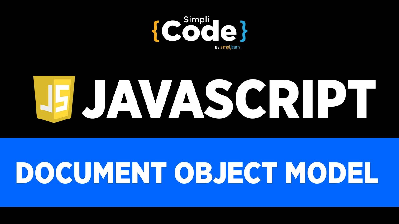 What is DOM | Document Object Model in JavaScript | JavaScript Tutorial For Beginners