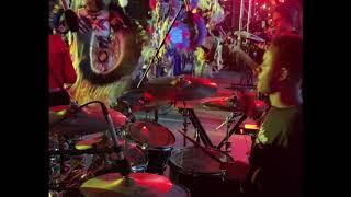 PJ Vegas- Not Today- Indigenous People's Day LA [Drum Cam]