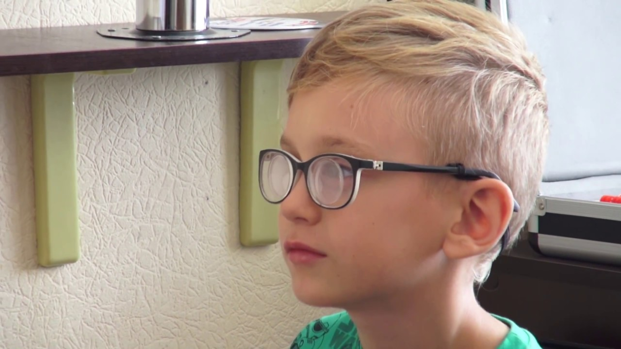 Astigmatism In Children And Glasses