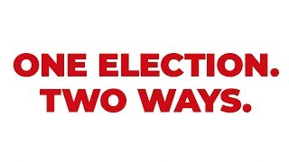 One Election. Two Ways. Vote Energy!