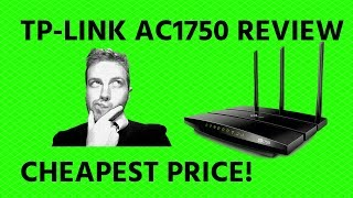 TP-Link AC1750 Smart WiFi Wireless Router Review | Honest Review 2018