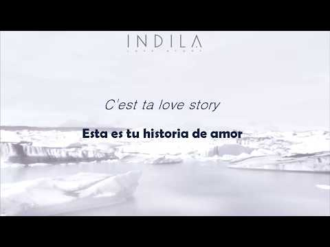 Indila - Love Story Acoustic (Subtitulado Francés- Español )